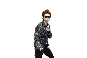 Dong Hae png by hyukhee05