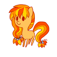 Brushfire chibi by SorbetBerry