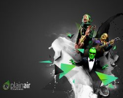 Plain Air Wallpaper by WilDchilDD