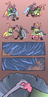 Rainfly salvages the day by Hexaditidom