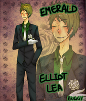 Founder App_Elliot Lea_Revamp by prince-buggy