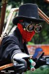 spiderman steampunk by METARNES