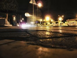 Tunis By Night by MixMyPhotoshop