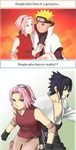 Genjutsu and reality by YinHaru95