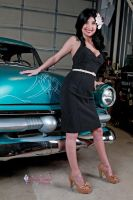 Hot Rods and Pinups by nikkivicious