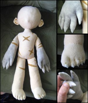Viral plushie making step 1 by Rens-twin