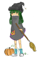 Witch by Solitude6