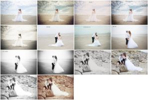 Weddingstyler Vol.2 for Lightroom 4 - 5 by Nellkas-art