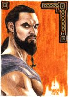 Drogo game of thrones PSC0001 by JASONS21