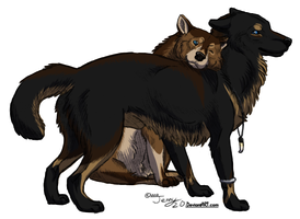 Snuggles by Jenny2-point-0