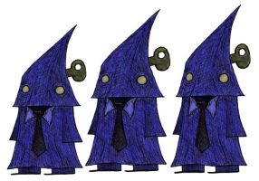 Wind Up Cultists by Kota12