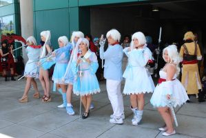 anime expo 2014  gathering 8 by antshadow13
