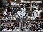 LA Kings 2 Time Stanley Cup Champions by Jaymz-04