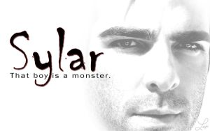 Sylar : Monster by LexiDazzles