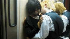 I'll give you hard, Izaya~ -Shizaya GIF by RikuKHx