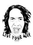 Rage Live by vanmhei