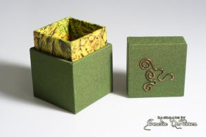 Jewelry Box for my Mother by Folksaga