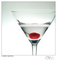 Cherry Martini by eugenedeloyola