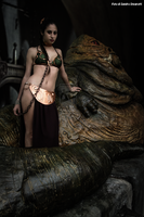 Leia And Jabba 35 by Darthsandr