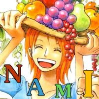 Nami - One Piece by kaze-clan