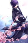 Hakuouki: Beyond the Blossoms by raeinni
