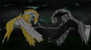 The Last Battle by Crystal-Cinders