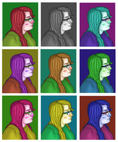 ID in many hues by rainbowtroutfish