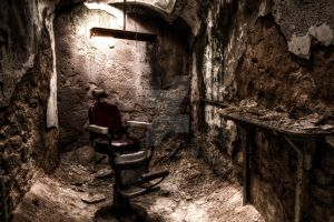 Prison Chair by TwilitLens