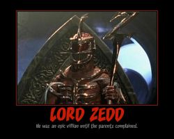 3000 Views Thank You:  Lord Zedd by Onikage108