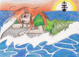 The Little Mermaid by hoshi-kagami