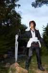 Squall Leonhart by Squall1987Alex