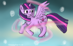 You're changing, Twilight. by Xmaggy9