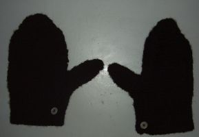 Hubby's Mittens by audreydc1983