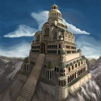 Higher the home by Larbesta