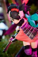 Momohime action figure by TsukiAnni