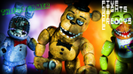|C4D|Five Nights At Freddys 2 |REMAKE| by TheFoxGamerOfficial2