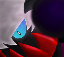 Darkrai by SleepyKirby