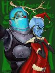 How Megamind Stole Christmas by trisis