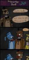 The Scrap Heap Band: Page 2 by InsanelyADD