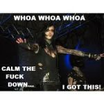 .:I Got This:. Andy Sixx by WolfyLoveYou