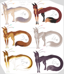 Faelians Adopts {FIX PRICES ! OPEN} by SusuSmiles