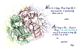 Hijack Epic AU: That One Important Thing by spock-sickle