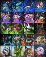 Icon Round 8 by Shadow-Wolf
