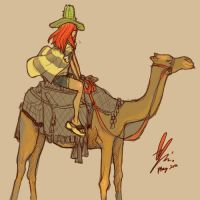 morecamel by xiaojin67