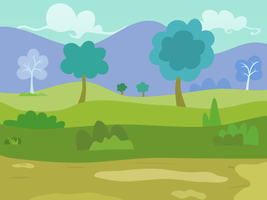 MLP: Background Template by outlaw4rc