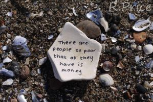 Money Is Not The Same As Wealth by Rhiallom