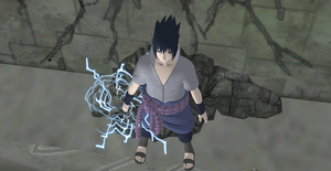 Get out of my way,Raikage by Hatredboy