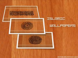 Islamic Wallpapers by zaif06