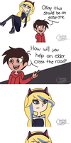 Star Vs The Forces Of Good by MaryTR
