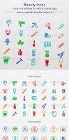 Beauty Icons by ottoson